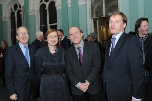 RAMI 39th St.Luke's Lecture and The 11th St Luke's Young Investigators Award. Dr Michael Moriarty, Dr Orla McArdle, Dr Charles Gillham, DrÊ Jerome Coffey